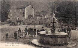 VEBRON - La Fontaine (114168) - France