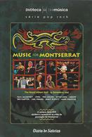 Music For Montserrat - The Royal Albert Hall (15 Sep 1977) - DVD - Concert Et Musique