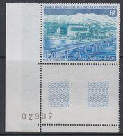 TAAF 1984 Port Jeanne D'Arc 1v (sheet Number)  ** Mnh (42878B) - Luchtpost
