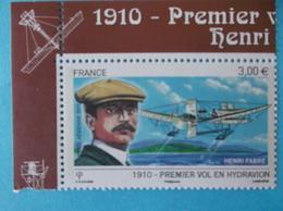 : FRANCE : AVIATION No: 73 , Venant Du FEUILLET De 10 Timbres  XX,timbre En Bon état - Poste Aérienne