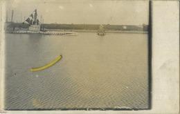 Oostende :   Foto Kaart :  RAAR :  U-BOOT  Duitse Onderzeeboot - Sous-marin Allemand   Oorlog -Guerre 14-18 & 40-45 - Oostende