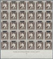 Aden - Kathiri State Of Seiyun: 1966, Definitive Issue 5c. Dark Brown 'Sultan Hussein' With Bilingua - Yemen