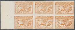 "Armenien: 1921 (Dec). Definitives (""Mythical Creature""). Printed At Essayan Printing Works, Constant - Armenië"