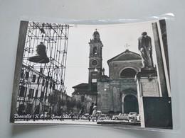 CARTOLINA BRESCELLO - SCENA TRATTA DAL FILM DON CAMILLO - Reggio Nell'Emilia