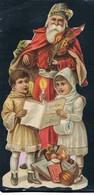 Père Noël - Kerstman- Découpé - Kerstman