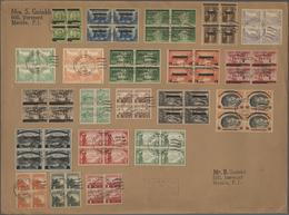 Japanische Besetzung  WK II - Philippinen: 1942/43, Definitives (15) And Commemoratives (7) Each Dif - Philippinen