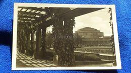 Breslau Jahrhunderthalle Mit Pergola Poland - Polonia