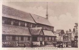 Honfleur Eglise Ste Catherine   1932 - Honfleur