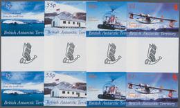 Britische Gebiete In Der Antarktis: 2005, Protected Area Surveying Expedition (FIDASE 1955-1957) Com - Britisches Antarktis-Territorium  (BAT)