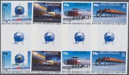 Britische Gebiete In Der Antarktis: 2005, Architecture Models For Planned Station Halley VI (Brunt I - Britisches Antarktis-Territorium  (BAT)