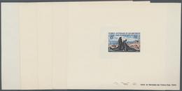 """Französische Gebiete In Der Antarktis: 1959/1963, Definitives """"Animals In Antarctica/Coat Of Arms"""" ( - Französische Süd- Und Antarktisgebiete (TAAF)"""