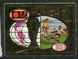 Khmère **   N° 31D - .J.O De Munich En 1972-  Impression Sur Or - Laos