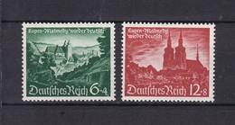 Deutsches Reich - 1940 - Michel Nr. 748/749 - 13 Euro - Alemania