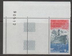 TAAF 1984 Patrouilleur Albatros / Ship 1v (sheet Number)    ** Mnh (42878H) - Franse Zuidelijke En Antarctische Gebieden (TAAF)