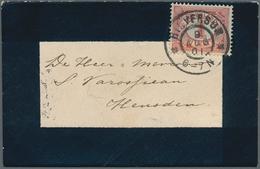 "Südafrika - Besonderheiten: 1901, BOER WAR: Personal Condolence By President P. KRUGER Sent From ""HI - Zuid-Afrika (1961-...)"