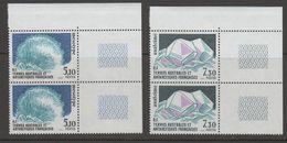 TAAF 1989 Minerals 2v  (pair) ** Mnh (42878M) - Ongebruikt