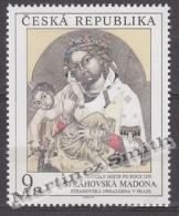Czech Republic - Tcheque 1993 Yvert 28 Art, Notre Dame Of Stahov - MNH - República Checa