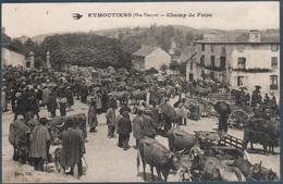 Eymoutiers , Champ De Foire , Animée - Eymoutiers