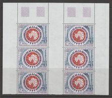 Taaf 1989 Treaty  1v Bl Of 6 ** Mnh (F7853) - Franse Zuidelijke En Antarctische Gebieden (TAAF)