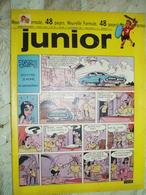 JUNIOR NO 50 -11/1969--RC DIVERS-PUB DINKY TOYS-CORGI TOYS -VOIR - Magazines Et Périodiques