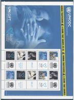 Nations Unies Vienne - YT N° 636 à 640 - Neuf Sans Charnière Avec Légère Adhérence - 2010 - Unused Stamps
