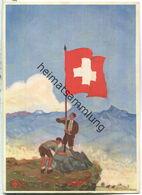 Bundesfeierkarte 1939 - Für Notleidende Mütter - Verlag Sonor S. A. Geneve - Svizzera
