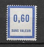 FRANCE FICTIF N°F47** Mnh Sans Charnière - Fictifs