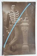 Photo ABL LANCIER Lansier ? Jagers Te Paard ? Chasseur à Cheval ? Cavalerie Circa 1910  Armée Belge Leger Militaria - Guerre, Militaire