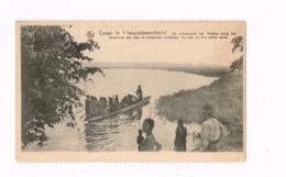 District De Léopoldville.Les Missionnaires De Bokoro Partent En Voyage. - Congo Belge - Autres