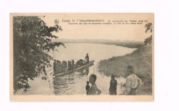 District De Léopoldville.Les Missionnaires De Bokoro Partent En Voyage. - Congo Belga - Otros