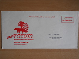 Circus, Barnum, Lion, Tiger, Leopard - Circo