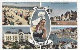 2235 - SOUVENIR DE TROUVILLE. - Trouville