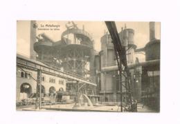 La Métallurgie.Granulation De Laitiers. - Industrial