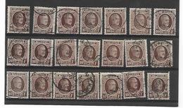 België  N° 210 Meermaals  Cote 231 Euro - 1922-1927 Houyoux