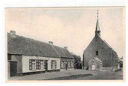 """Oevel  Kapel O.L.V. """"Lelie In De Doornen"""" 17° Eeuw - Westerlo"""