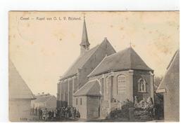 Oevel - Kapel Van O.L.V. Bijstand 1912 - Westerlo