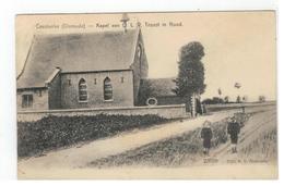 Kaaskerke  Caeskerke (Dixmude) - Kapel Van OLV Troost In Nood 1913 - Diksmuide