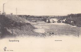 Sarpsborg - Sarpsfossen       (A-76-170708/1) - Norwegen