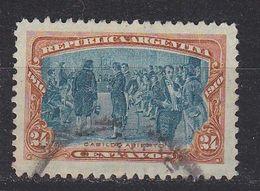 ARGENTINIEN ARGENTINA [1910] MiNr 0146 ( O/used ) - Argentinien
