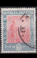 ARGENTINIEN ARGENTINA [1912] MiNr 0178 ( O/used ) - Argentinien