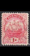 BERMUDA [1922] MiNr 0071 Ii ( O/used ) - Bermuda
