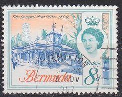 BERMUDA [1962] MiNr 0168 Y ( O/used ) Architektur - Bermuda