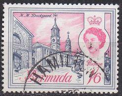 BERMUDA [1962] MiNr 0174 Y ( O/used ) Architektur - Bermuda
