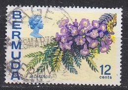 BERMUDA [1970] MiNr 0252 Y ( O/used ) Blumen - Bermuda