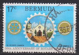 BERMUDA [1974] MiNr 0298 ( O/used ) - Bermuda