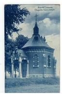 BOIS DE LESSINES.  Chapelle Saint-Joseph 1908 - Lessen
