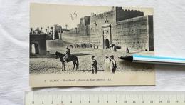 MAROC BOU DENIB ENTRE DU KSAR FRANCE FRENCH MOROCCO CARD POSTCARD POSTKARTE CARTE POSTALE MILITARY PHOTO PARIS - Autres