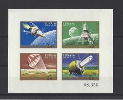 HONGRIE.  YT  PA N° 337/340  ND  Neuf **  1971 - Poste Aérienne