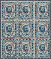 Montenegro: 1893. 400th Anniversary Of Introduction Of Printing Into Montenegro. Prince Nicholas Def - Montenegro