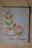 Aalst  1959 50 Jaar Kapucijnen In Aalst - Historical Documents
